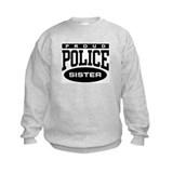 Proud Police Sister Jumpers