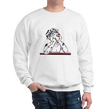 Harlequin Fence Sweatshirt