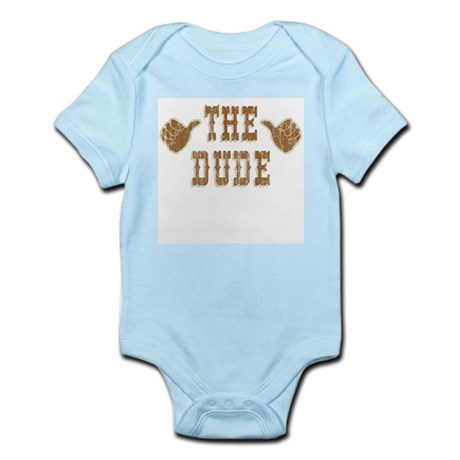 The Dude Infant Bodysuit