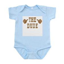 The Dude Infant Bodysuit
