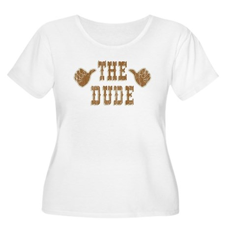The Dude Plus Size Scoop Neck Shirt