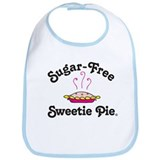 Sugar-Free Sweetie Pie Bib