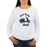 Just Gotta Scoot Vino T-Shirt