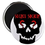 "2.25"" Secret Society Magnet (100 pack)"