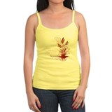 Red Chakra Ladies Top