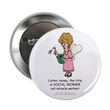 Miracle Worker Button