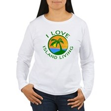 I Love Island Living T-Shirt