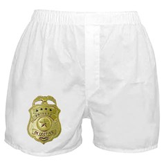 Private Detective Boxer Shorts