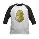 Private Detective Kids Baseball Jersey