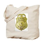 Private Detective Tote Bag