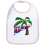 Celebrate Hawaii Bib