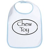 """Chew Toy"" Bib"