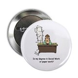 "My Degree (Design 1) 2.25"" Button"