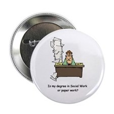 "My Degree (Design 1) 2.25"" Button (10 pack)"