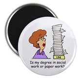 My Degree (Design 2) Magnet