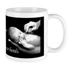 Midwives...the future is in our hands Mug
