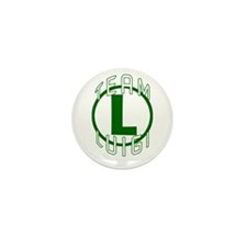 Team Luigi Mini Button (100 pack)