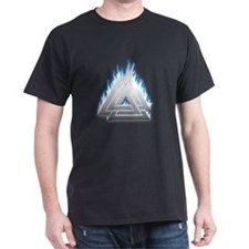 Flaming Valknut T-Shirt