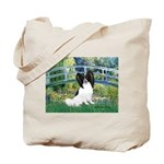 Bridge & Papillon Tote Bag