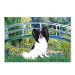 Bridge & Papillon Postcards (Package of 8)