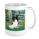 Bridge & Papillon Large Mug