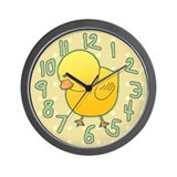 Little Duckling Wall Clock
