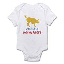 Australian Kelpie Infant Bodysuit