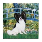 Bridge & Papillon Tile Coaster