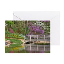 Arboretum Bridge Greeting Cards (Pk of 10)