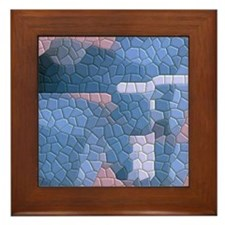 DESERT TWILIGHT Framed Tile