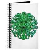 Green Man Gaze Journal