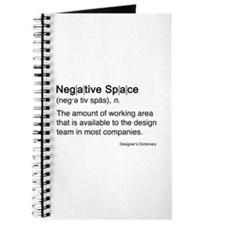 Negative Space Journal