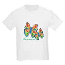 3 butterflies big cousin T-Shirt