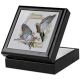 Mourning Doves Keepsake Box