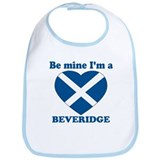 Beveridge, Valentine's Day  Bib