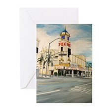 Fox Theater Greeting Cards (Pk of 10)