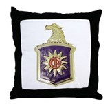 C.I.A. Throw Pillow