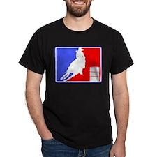 Barrel Racer (Major League) T-Shirt