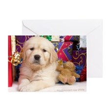 Golden Retriever Seasonal Chistmas Cards (6)