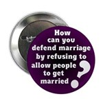How Can You Defend Marriage Button