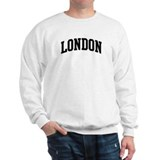 LONDON (curve-black) Sweater