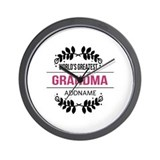 Grandma Wall Clocks