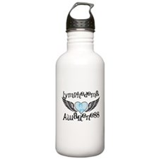 Lymphedema Awareness Sports Water Bottle