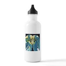 Budgie Parakeet Love Water Bottle