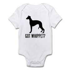 Got Whippet Infant Bodysuit