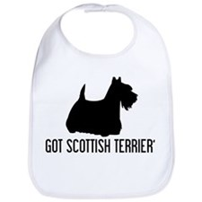 Got Scottish Terrier Bib