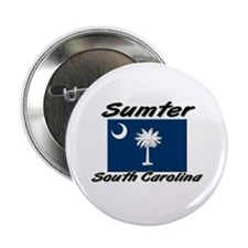Sumter South Carolina Button