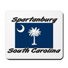 Spartanburg South Carolina Mousepad