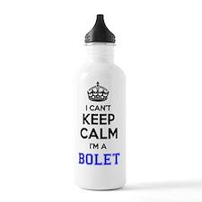 Funny Bolete Water Bottle