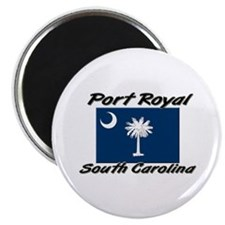 Port Royal South Carolina Magnet
